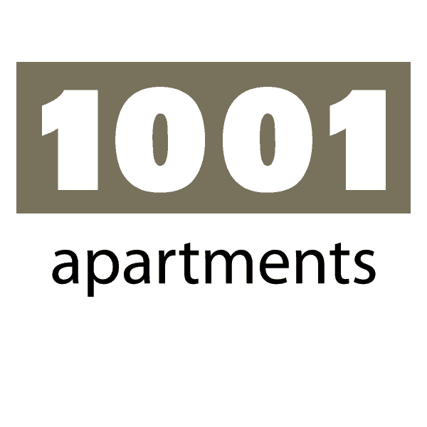 1001 Apartments Logo