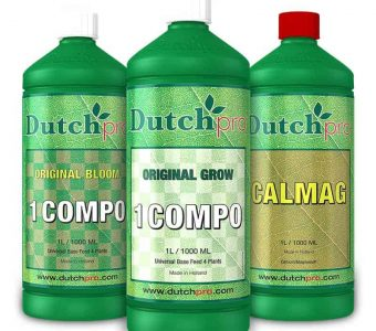 Dutchpro Complete Fertilizers 3d voorbeeld