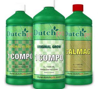 Dutchpro Complete Fertilizers 3d voorbeeld