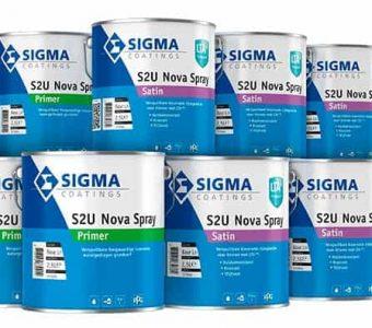 3d Sigma Verf Blikken voorbeeld